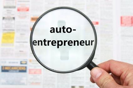 auto-entrepreneur à la loupe