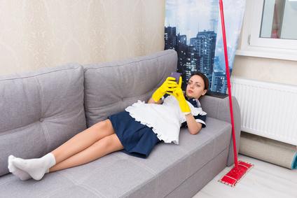 le licenciement femme de ménage
