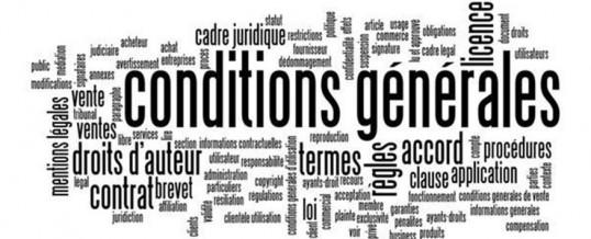 Conditions générales de vente: les risques liés aux clauses abusives